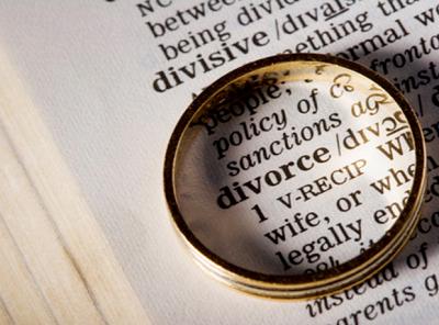 ring around divorce